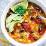 Gluten Free & Vegan Friendly Vegetable Soup