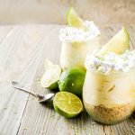 Key Lime No-Bake Cheesecake