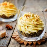 Pumpkin Spice No-Bake Cheesecake